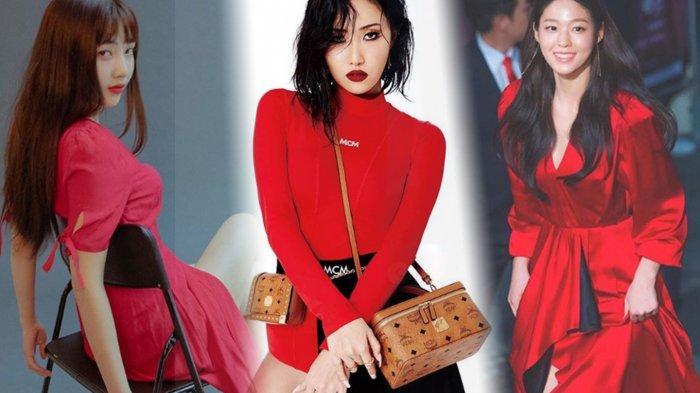 Joy Red Velvet, Hwasa MAMAMOO & Seolhyun AOA Teratas Member Girl Grup K-Pop Terpopuler Januari 2020