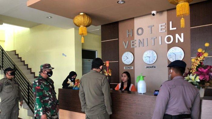 Cegah Prostitusi dan Kejahatan, Batalyon B Pelopor Satbrimob Polda Kalbar Patroli di Kota Singkawang
