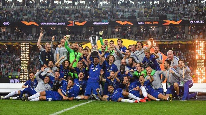 Liga Europa 2018-2019 Usai dan Chelsea Juara! Catat Fakta Menarik Final Versus Arsenal & Top Skor