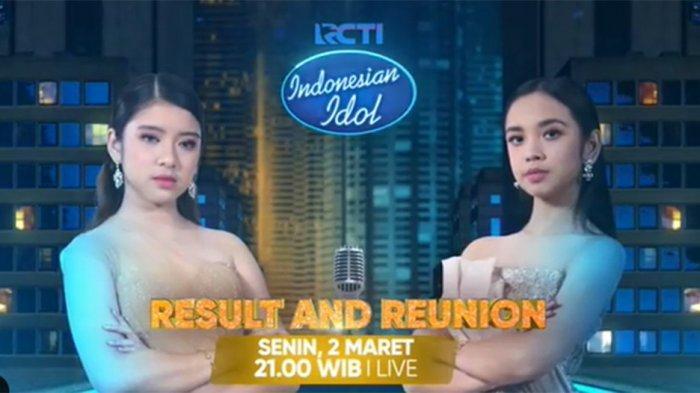 Juara Indonesian Idol 2020 Segera Diketahui Malam Ini, Inilah Lagu Akan Dibawakan Tiara dan Lyodra