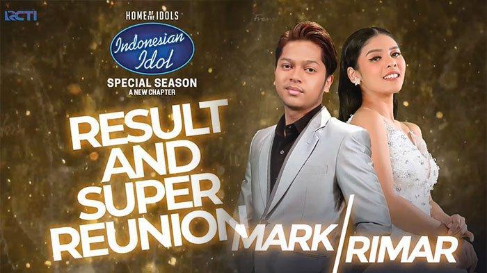 RIMAR Callista Juara Indonesian Idol 2021 ataukah Mark Natama Jadi Pemenang Indonesian Idol 2021 ?