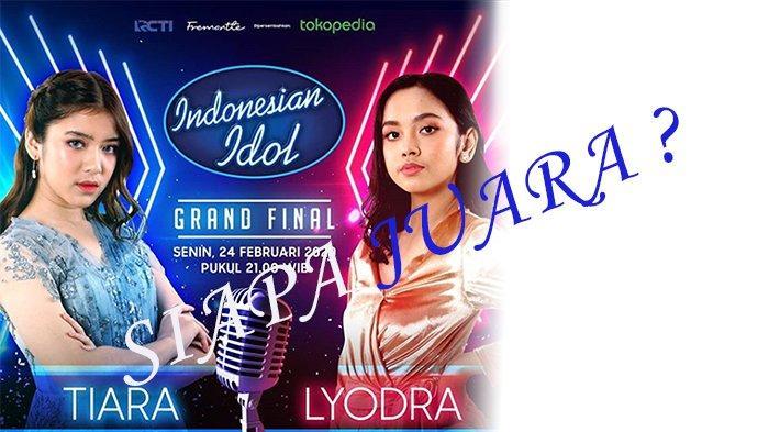 JUARA Indonesian Idol antara Lyodra dan Tiara, Lihat Perjalanan Keduanya ke Grand Final | Live RCTI