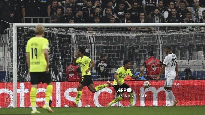 JUDE Bellingham Cetak Gol Update Hasil Besiktas Vs Dortmund UEFA Champions League Malam Ini