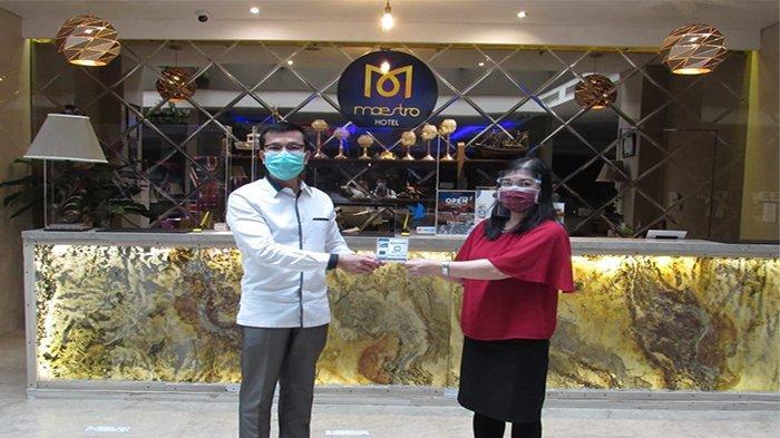 Jalin Kerja Sama yang Baik, Hotel Maestro Perpanjang MoU Dengan Tribun Pontianak