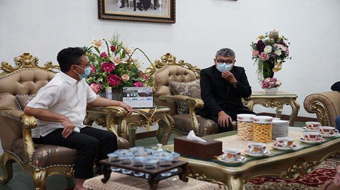Ketua Umum IAI Apresiasi Karya Arsitek Wako Pontianak Edi Rusdi Kamtono