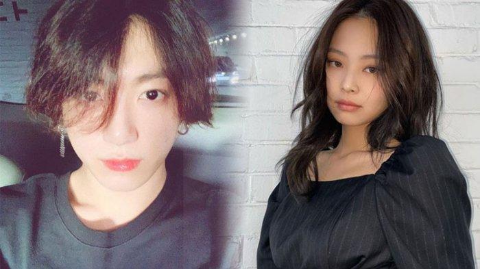 Jungkook BTS dan Jennie BLACKPINK  Sama-sama Cetak Rekor di Spotify Untuk Lagu-lagu K-Pop Solo