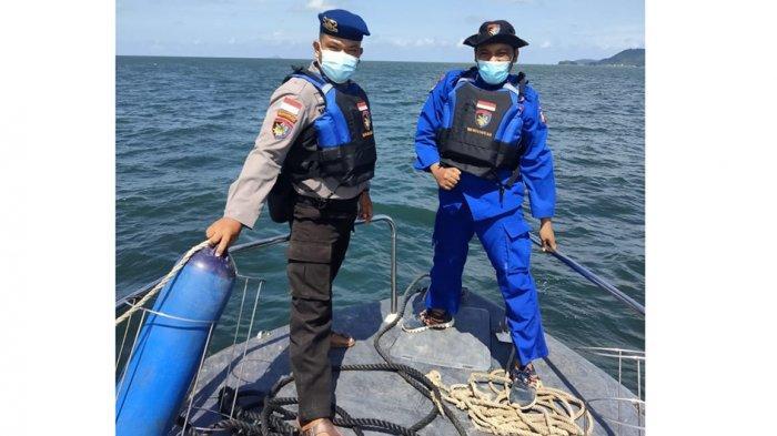 Cegah Kriminalitas di Perairan, Polairud Bengkayang Tingkatkan Patroli di Perairan Bengkayang