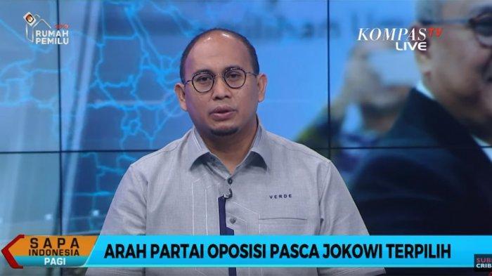 Juru Bicara Prabowo - Sandi: Survei Menunjukkan Mayoritas Pendukung Ingin Kami di Luar Pemerintah