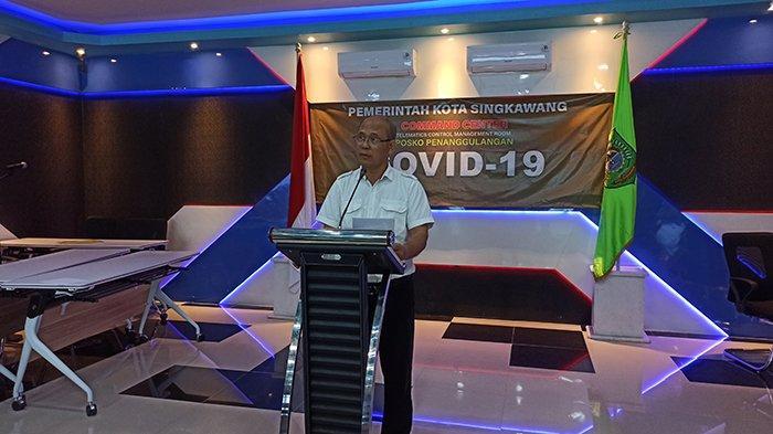 Melonjak Drastis! Dalam Semalam 66 Kasus Terkonfirmasi Covid-19 di Singkawang