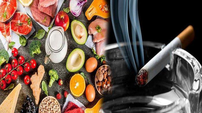 HATI-HATI, Jus Buah dan 4 Makanan Ini Lebih Berbahaya Dari Rokok