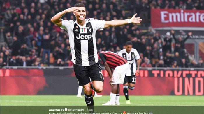Link Streaming Juventus vs Bayern Leverkusen Live Liga Champions, Sarri Percayakan Ronaldo