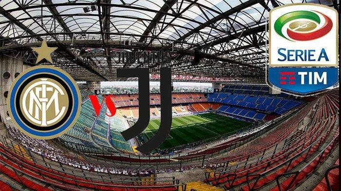 STREAMING Juventus Vs Inter Milan | Perang Conte dan Suporter Sang Mantan, Ronaldo Siap Unjuk 'Gigi'