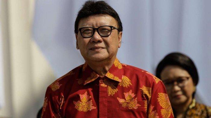 RAMAI Petisi THR PNS 2021 Kecil, Tjahjo Kumolo: Harusnya PNS Bersyukur