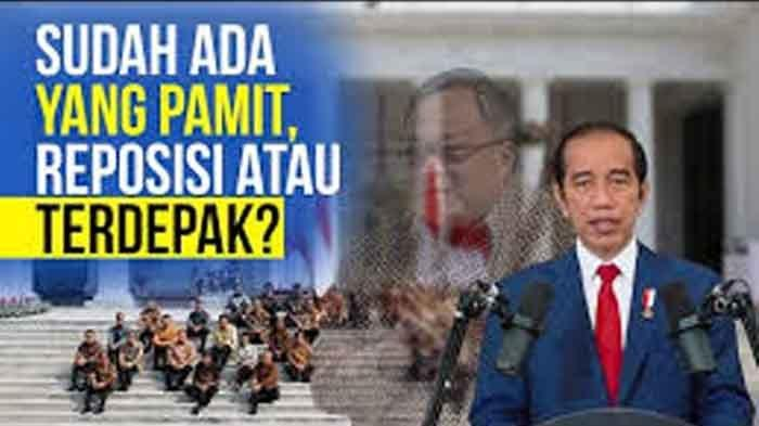 Kabar Reshuffle Kabinet 2021 Hari Ini 5 Menteri dan 1 Kepala Badan Dirombak Presiden Jokowi Besok