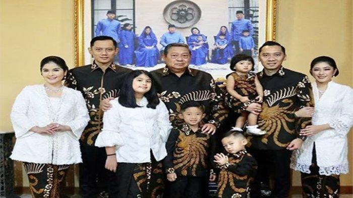 Kabar Sedih Datang Dari Almira Tunggadewi Cucu SBY, Postingan AHY Jadi Sorotan