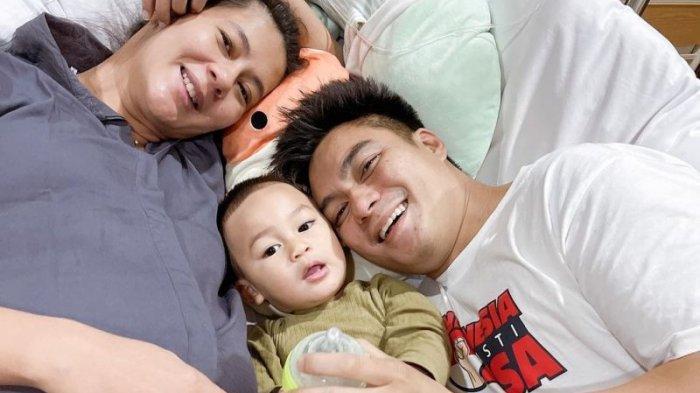 Nama Lengkap Anak Kedua Baim Wong dan Paula Verhoeven, Sempat Kesulitan Tentukan Nama Tengah