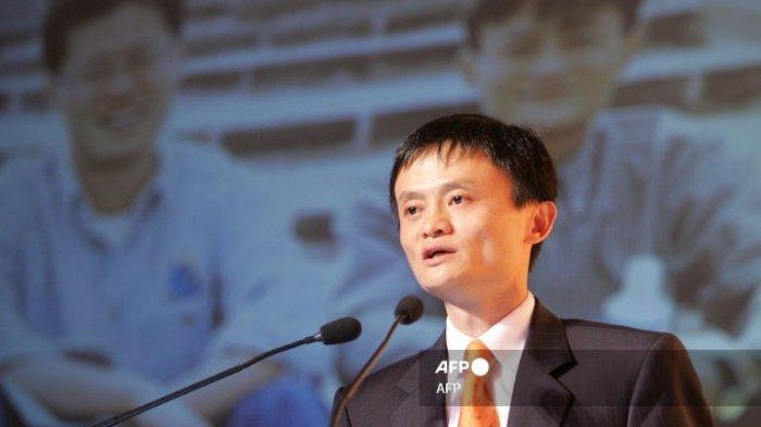 KABAR Terbaru Jack Ma Bos Alibaba Gruop Setelah Lama 'Menghilang' Sejak Kritik China