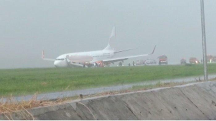 Kabut Asap Jadi Ancaman Aktivitas Bandara Supadio Pontianak