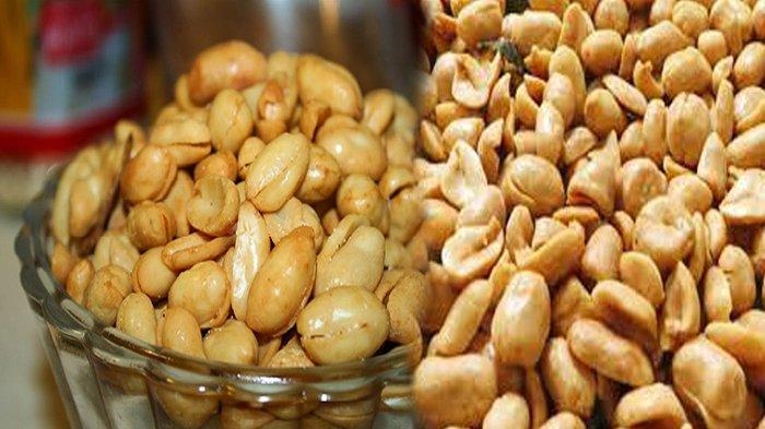 Tips Menggoreng Kacang Tanah Agar Renyah, Kacang Goreng Gurih Disajikan Saat Lebaran Idul Fitri 2021