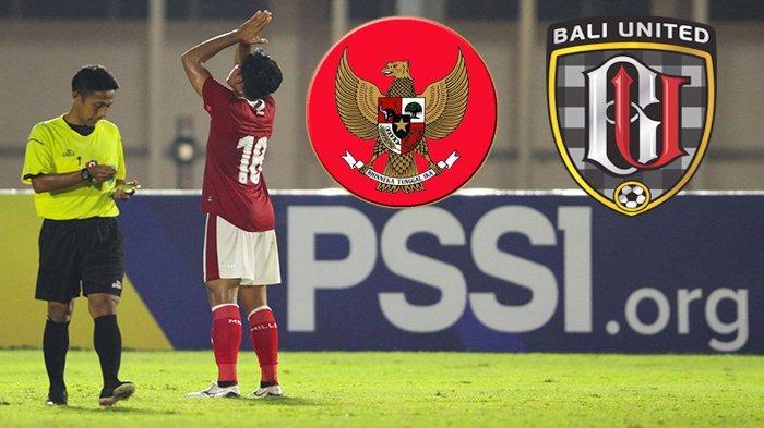 Hasil Akhir Timnas U23 vs Bali United - Garuda Muda Acak-acak Gawang Serdadu Tridatu, Skor 3-1