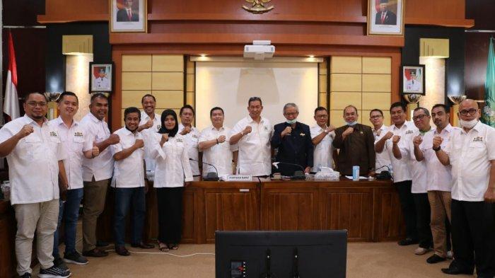 KADIN Kalbar Audiensi dengan DPRD Kalbar Bahas Soal UMKM & Kedatangan Erick Thohir