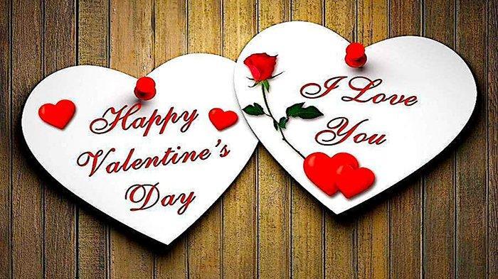 KATA-KATA ROMANTIS Valentine, Kumpulan Ucapan Cinta Romantis Hari Kasih Sayang Valentine Day 2021