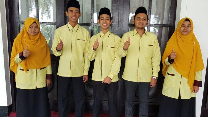 Ismail Bangga Kafilah Mempawah Sumbangkan Lima Tropi Untuk Kalbar Pada STQ Tingkat Nasional