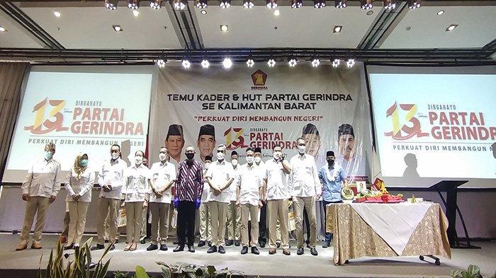 Sekjen Gerindra Ahmad Muzani Pesan Seluruh Kader di Kalbar Perkuat Soliditas