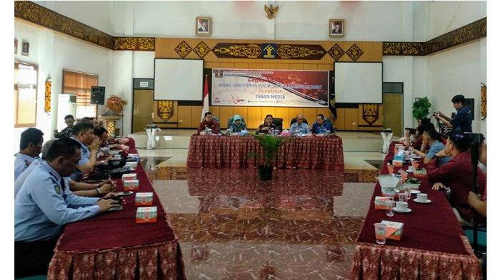 Kakanwil Kalbar Sebut Jagoi Babang dan Sui Kelik PLBN Sudah Sehebat Aruk Entikong