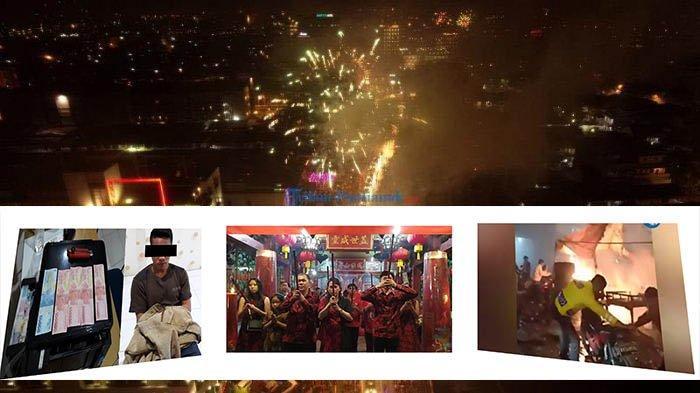 Kalbar 24 Jam - Aksi Heroik Kapolresta Pontianak, Modus Oknum Guru Cabuli Murid, Hingga Uang Palsu