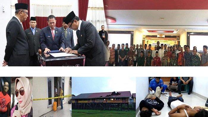 Kalbar 24 Jam - Gubernur Istirahatkan Pejabat Masalah, Suami Bunuh Istri, hingga Jambret Dilumpuhkan