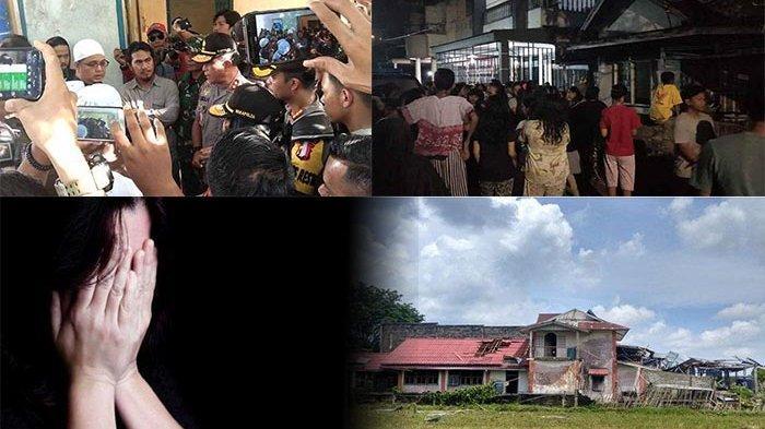 Kalbar 24 Jam - Kapolda Sebut Pontianak Kondusif, Mahasiswi gantung Diri, hingga Puting Beliung