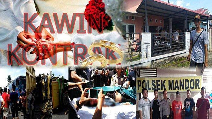 Kalbar 24 Jam - Korban Kawin Kontrak, Percobaan Bunuh Diri hingga Kecelakaan Maut di Pontianak
