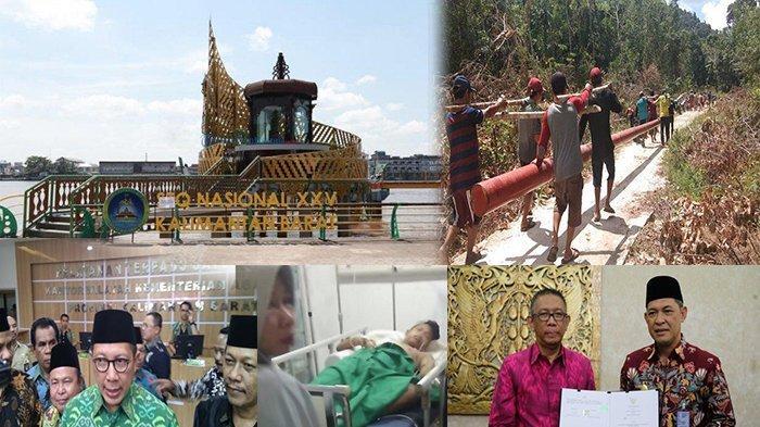 Kalbar 24 Jam - Menag Buka STQ, Kronologi Begal di Sambas, hingga Batas Administrasi Kalbar-Kalteng