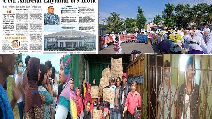 Kalbar 24 Jam - Pelajar SMP Tenggelam, Demo Karyawan SBLI, hingga Aksi Tenaga Kesehatan RSUD Sambas