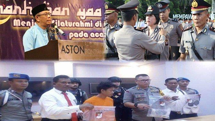 Kalbar 24 Jam - Sutarmidji Tantang BPK, Tersangka Pembunuh Pacar Ditangkap, hingga Oknum Kades Sabu