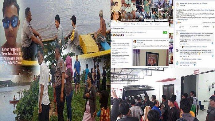 Kalbar 24 Jam - Tenggelam di Sungai Landak, Fb Wabup Kayong Utara Dibajak, hingga Tabrakan di Landak