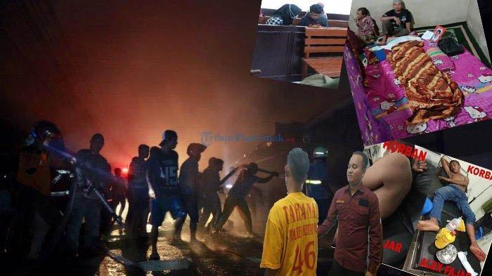 Kalbar 24 Jam - Tewasnya Siswi SMP, Mahasiswa Terjaring Razia Indekos Hingga Kebakaran Jalan Siaga