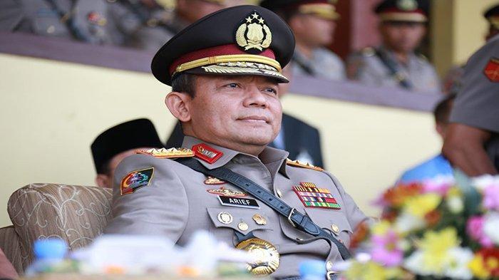 SAH 5 Nama Calon Kapolri Usulan Kompolnas ke Presiden Jokowi - Kejutan, Ada Nama Eks Kapolda Kalbar