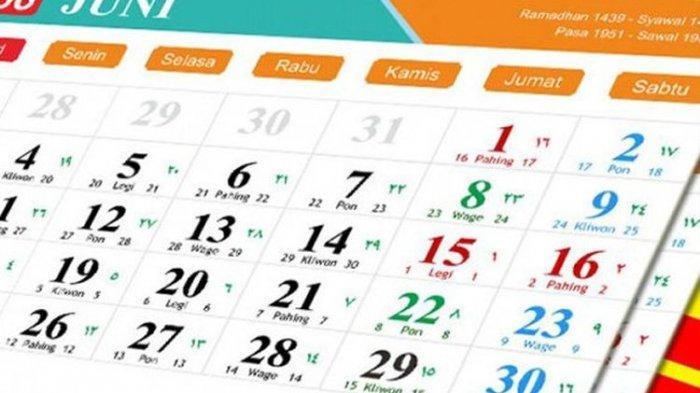 Daftar Hari Libur Lebaran Idul Fitri 1442 Hijriyah dan Jadwal Cuti Bersama