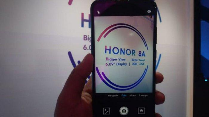 Honor 8A Smartphone Rp 2 Jutaan Klaim Miliki Kamera Bikin Foto Bokeh