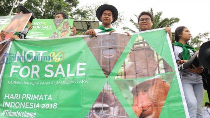 Kampanye Damai Peringati Hari Primata Indonesia di Bundaran Untan, Ini Foto-fotonya! - kampanye-damai_20180130_184954.jpg