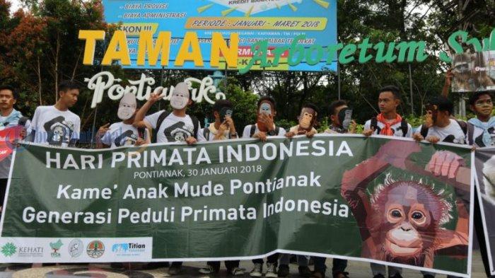 Kampanye Damai Peringati Hari Primata Indonesia di Bundaran Untan, Ini Foto-fotonya! - kampanye-damai_20180130_185203.jpg