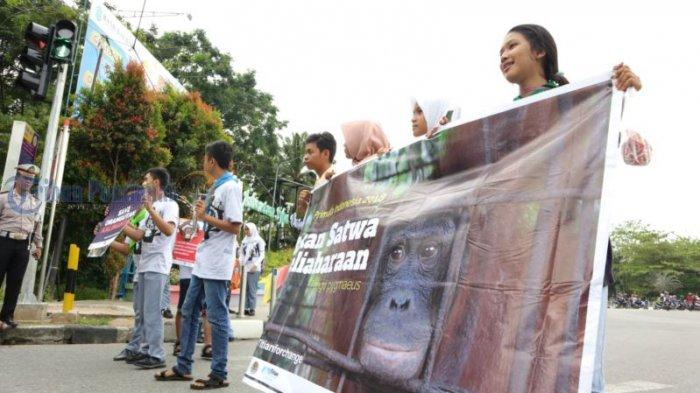 Kampanye Damai Peringati Hari Primata Indonesia di Bundaran Untan, Ini Foto-fotonya! - kampanye-damai_20180130_185422.jpg