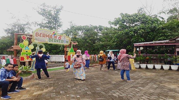 Soft Opening Taman Wisata Bemain dan Berkebun Kampung Kencana