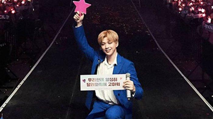 Kang Daniel Ungguli Member BTS Sandang 'Selebriti Paling Populer' di Korea, 85 Minggu Berturut-turut
