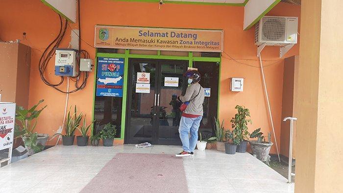 Selain BPN, Kantor DPMPTSP Kabupaten Sintang Juga Ditutup Sementara