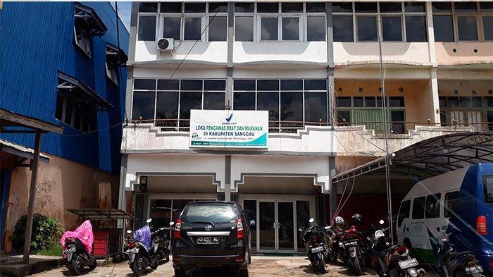 TRIBUNWIKI: Cari Alamat Kantor Loka POM Sanggau, Disini Lokasinya