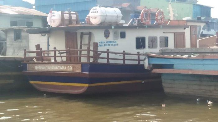 Kapal Hibah Kemenhub Akan Layani Rute Sukadana-Kepulauan Karimata