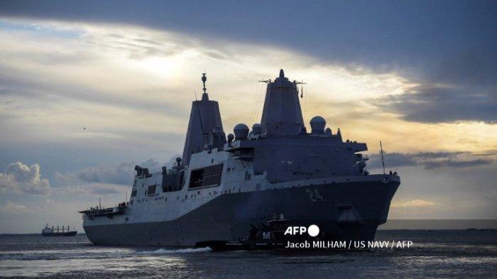 KAPAL Perang Inggris Masuk Selat Taiwan, China Bereaksi Tak Biasa